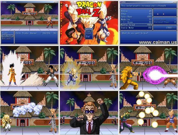 Dragon Ball Z: Kyushuu Sayajin