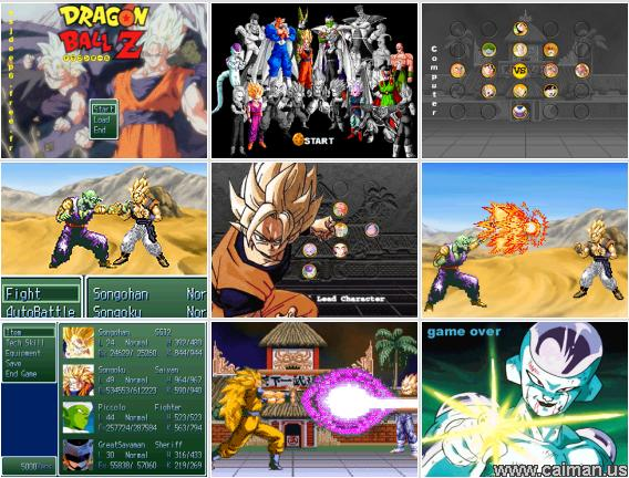 Dragon Ball Z: Tenkaichi Budokai