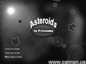 Asteroids Crossley