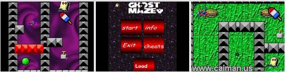 Ghost Maze 2