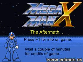 Megaman X - The Aftermath