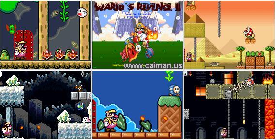 Wario's Revenge 2