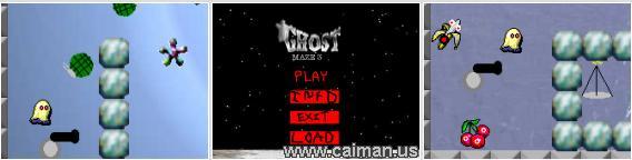 Ghost Maze 3