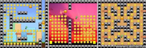 Yoshi in Pacman's World 2