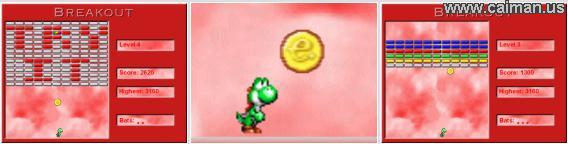 Yoshi Coin Breakout