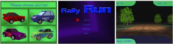 Rally Run