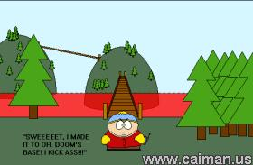 Cartman's Adventure 3