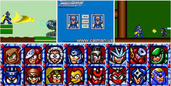 Megaman 2001