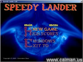 Speedy Lander