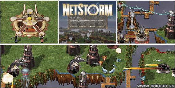 Netstorm - Islands at War