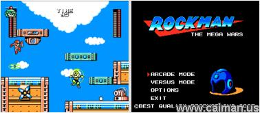 Rockman - The Mega Wars