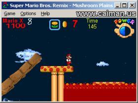 Super Mario Bros Remix 2005
