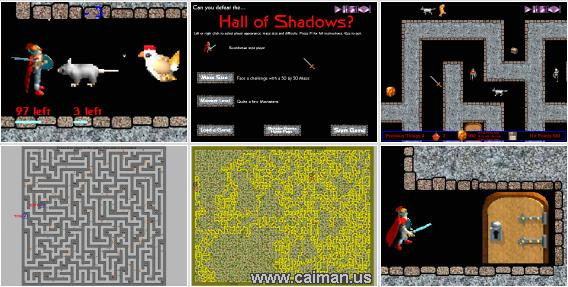Hall of Shadows