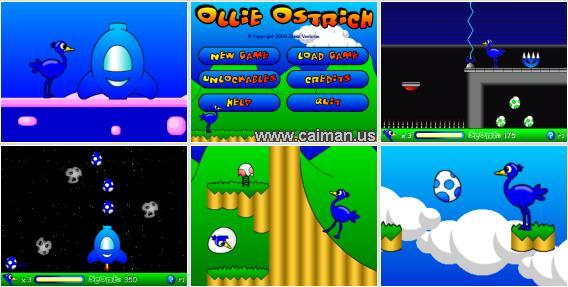 Ollie Ostrich