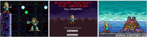 Xavier Rocket