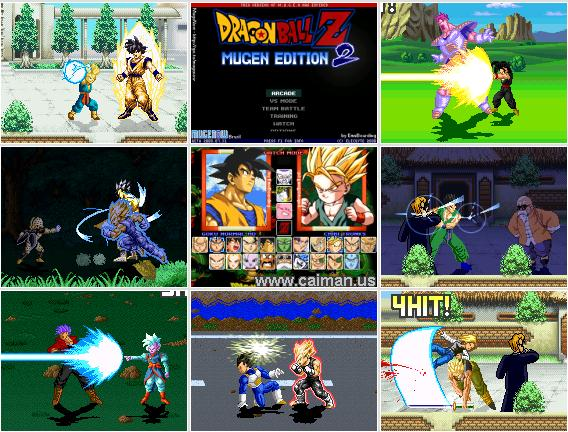 Download Dbz Mugen