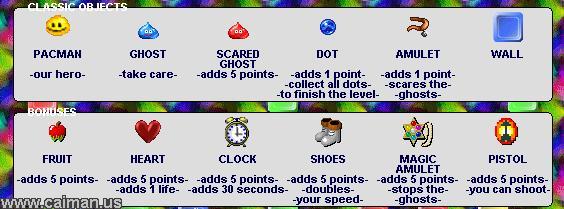Classic Pacman