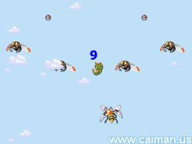 Pokemon Skydiving