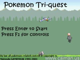 Pokemon Tri-quest