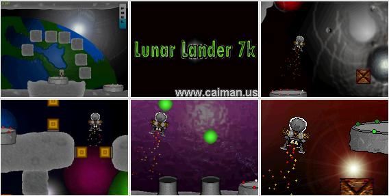 Lunar Lander 7k