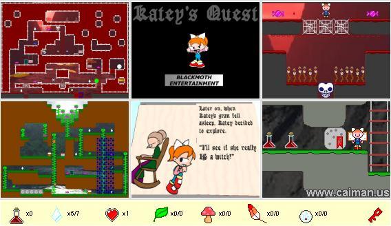 Katey's Quest