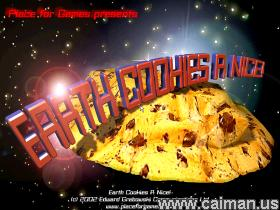 Earth Cookies Are Nice