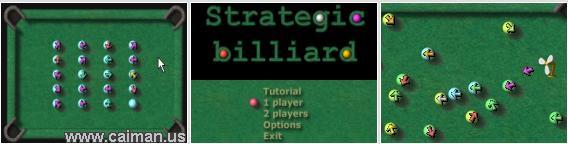 Strategic Billiard