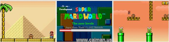 Super Mario World - The New Levels