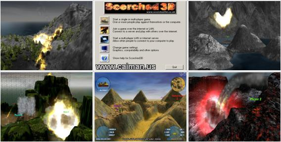 Scorched 3D