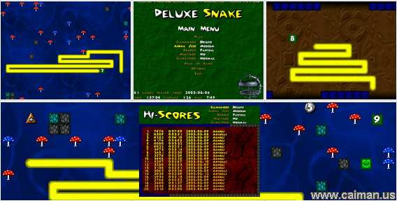 Deluxe Snake