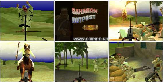 Saharan Outpost