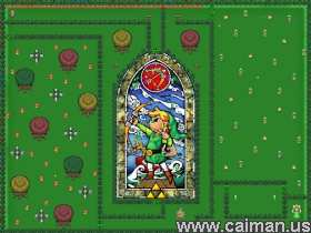 Zelda's Story - The Legend Of Link