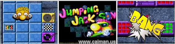 Jumping Jackson