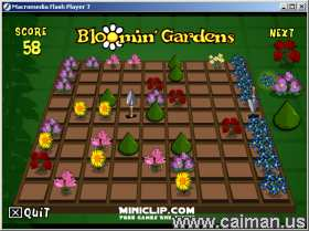 Caiman Free Games Bloomin 39 Gardens By