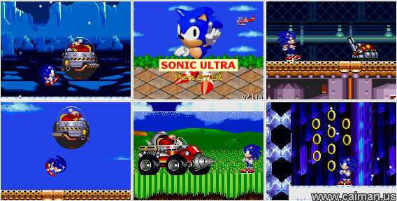 Sonic Ultra v2