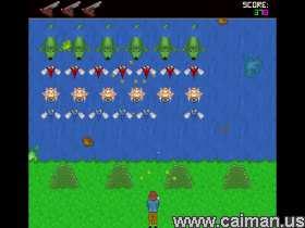 Swamp Invaders