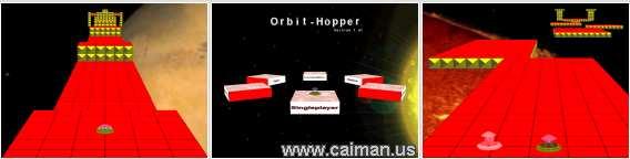 Orbit-Hopper