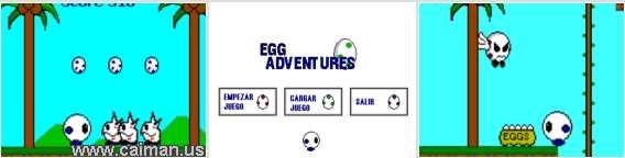 Egg Adventures