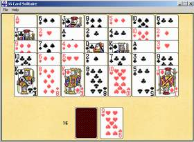 35 Card Solitaire