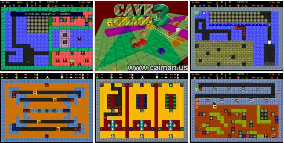Cave Chaos 3
