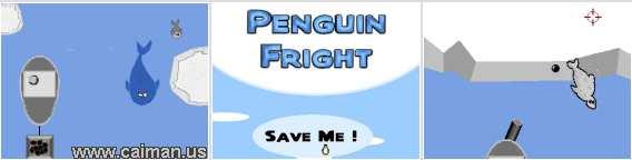 Penguin Fright