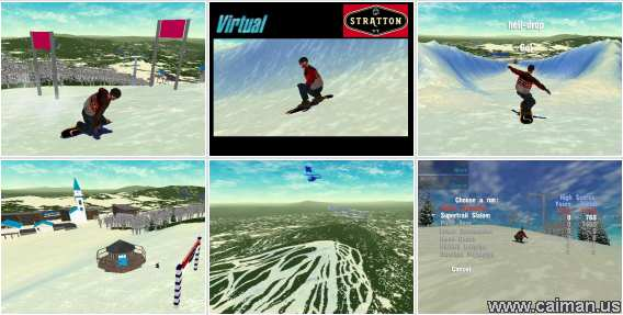Virtual Stratton