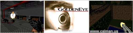 GoldenEye Doom2 TC