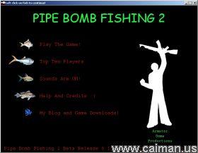 Pipe Bomb Fishing 2