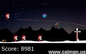 Weihnachtsmann-Polonese
