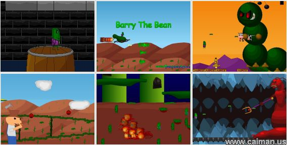 Barry the Bean