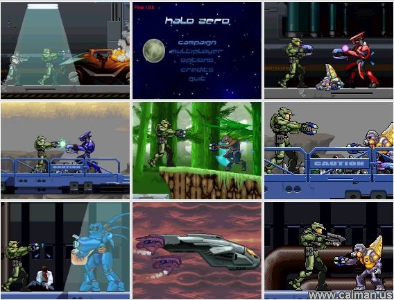 Descarga Halo Zero! 2268-3