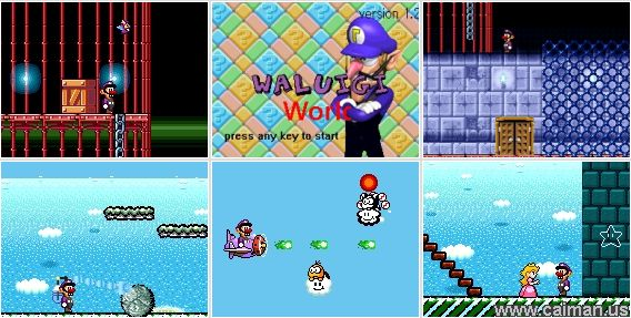 Waluigi World