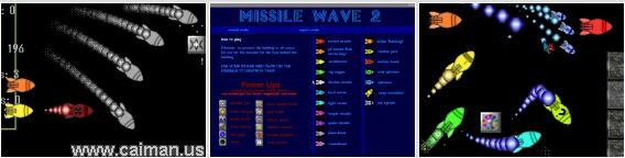 Missile Wave 2