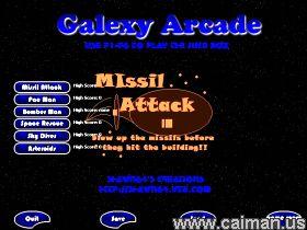 Galaxy Arcade